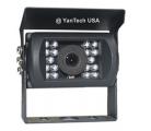Waterproof with the rain shield CCD 700TVL Night Vision Rear View Backup Video Camera
